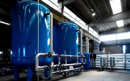 Очистка воды для предприятий