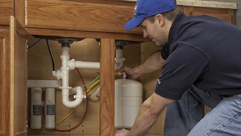 Как подключить фильтр для воды на кухне