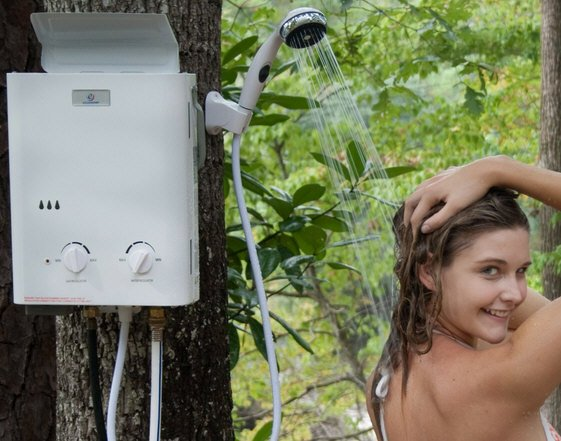 Какие водонагреватели лучше всего подойдут для дачи