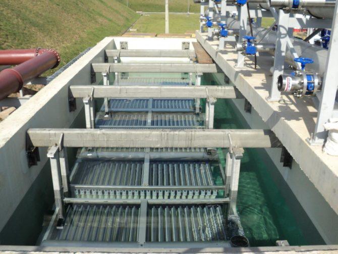 Очистка мембранная сточных вод