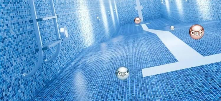 Очистка воды в бассейне