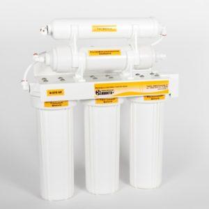 Проточный фильтр Кванта + К-575 UF ультрафильтрация