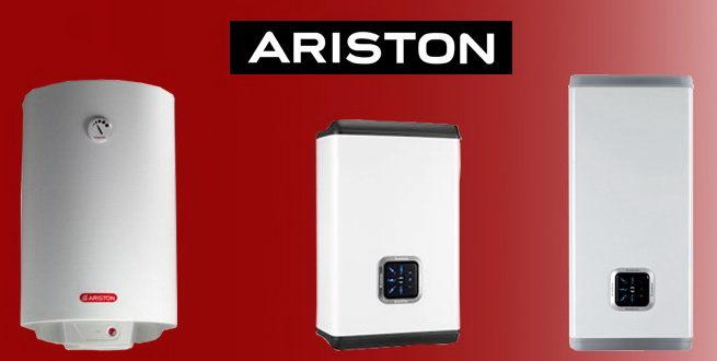 Популярные модели водонагревателей Аристон.