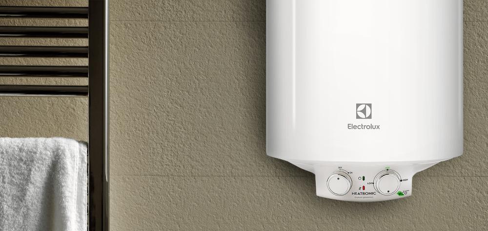Бойлер Electrolux EWH 100 Heatronic Dryheat