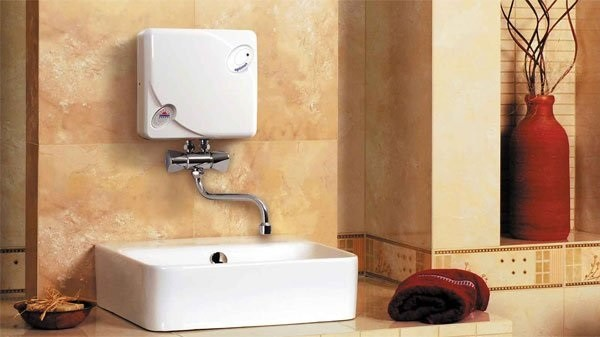 Дизайн проточного водонагревателя