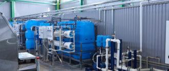 Озонирование воды