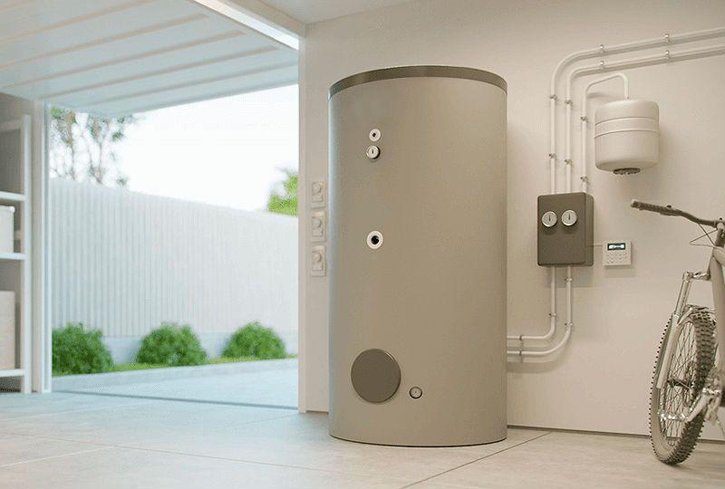 Напольный водонагреватель мощность