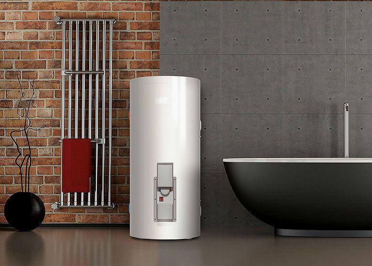 Напольный водонагреватель накопительный