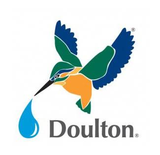 Логотип Доултон