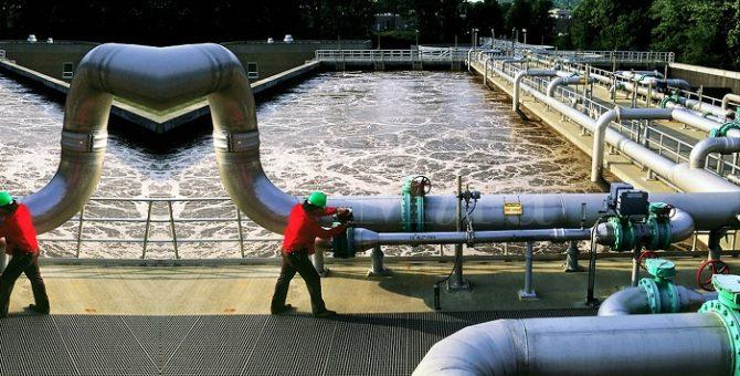 Технология промышленной очистки сточных вод